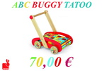 ABC Buggy Tatoo